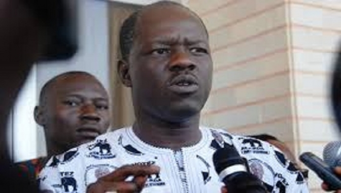 Burkina Faso : L'ADF-RDA réaffirme son appartenance à l'opposition
